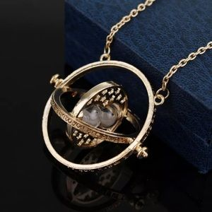 Jewelry - 🆕 HP Hermione's Time Turner Necklace (LARGE)